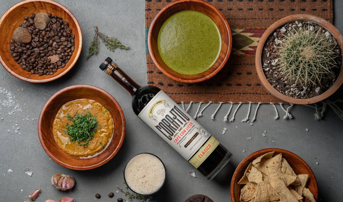 licores mexicanos